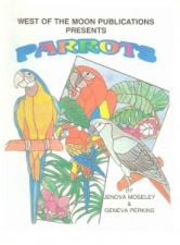 "Книга ""Parrots"", J.Moseley & G.Perkins (Арт. № 67087)"